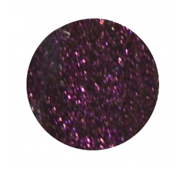Glitter Aubergine