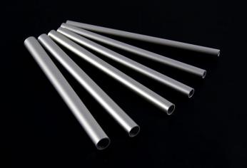 Tubi metallici per forme