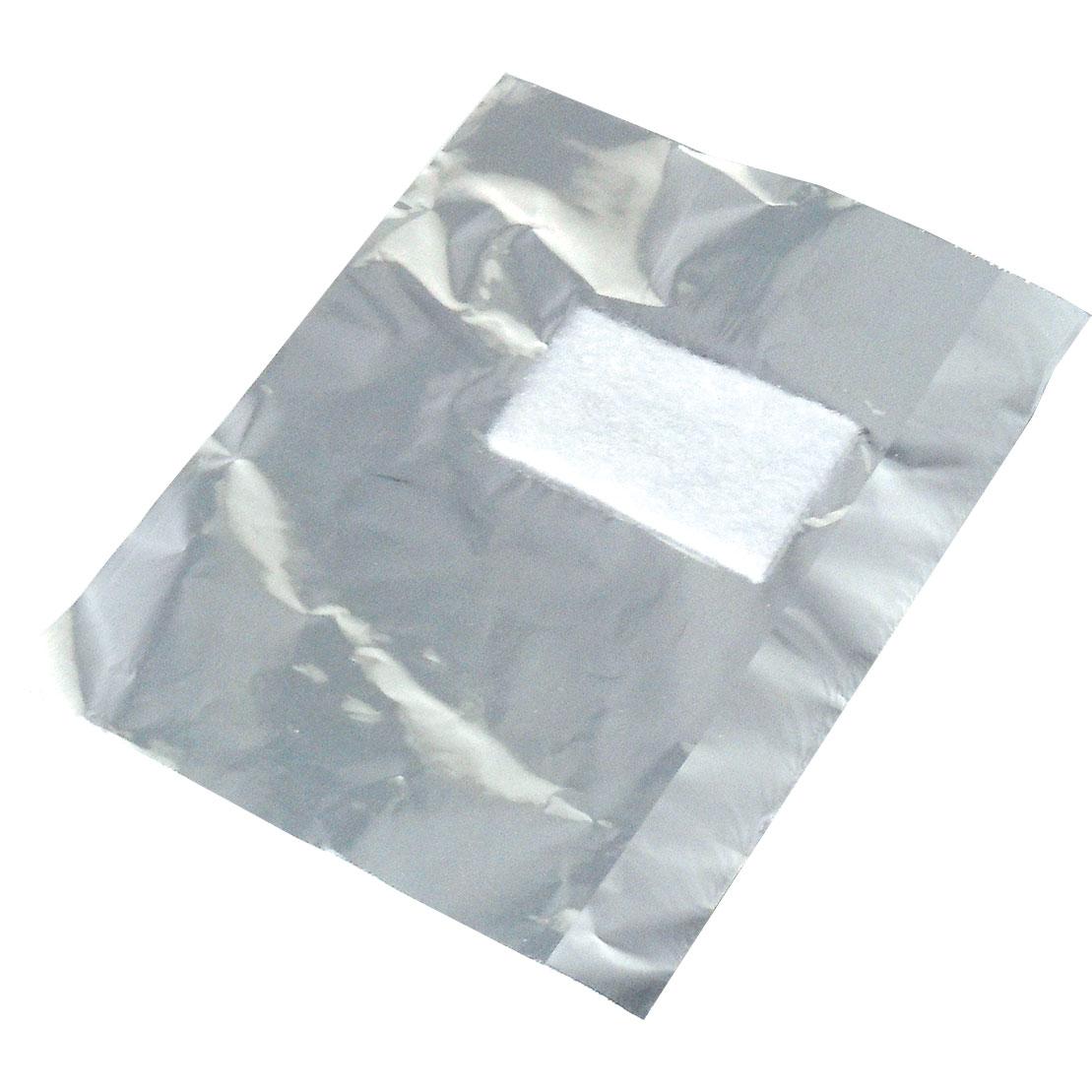 Nail wraps con pad