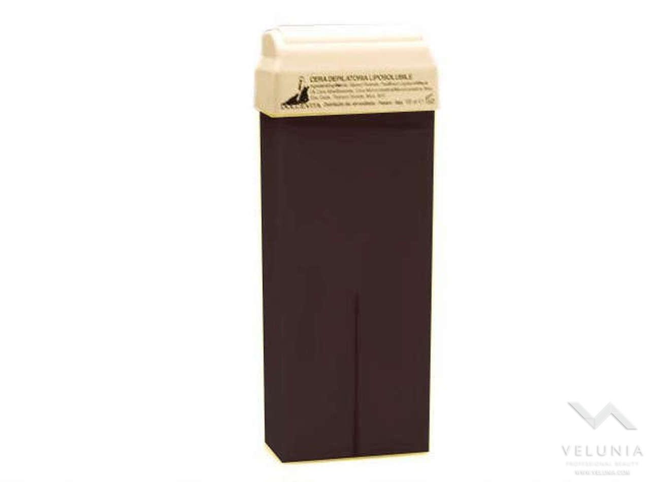 Rullo Ceretta Titanio Cioccolato - Liposolubile - Dolce Vita - cera 1