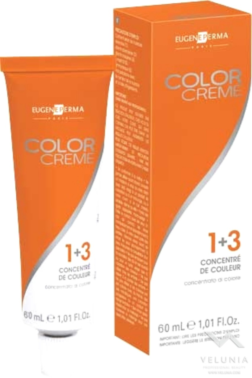 Tinta color creme Eugene perma  tubo 60ml n. 623 1
