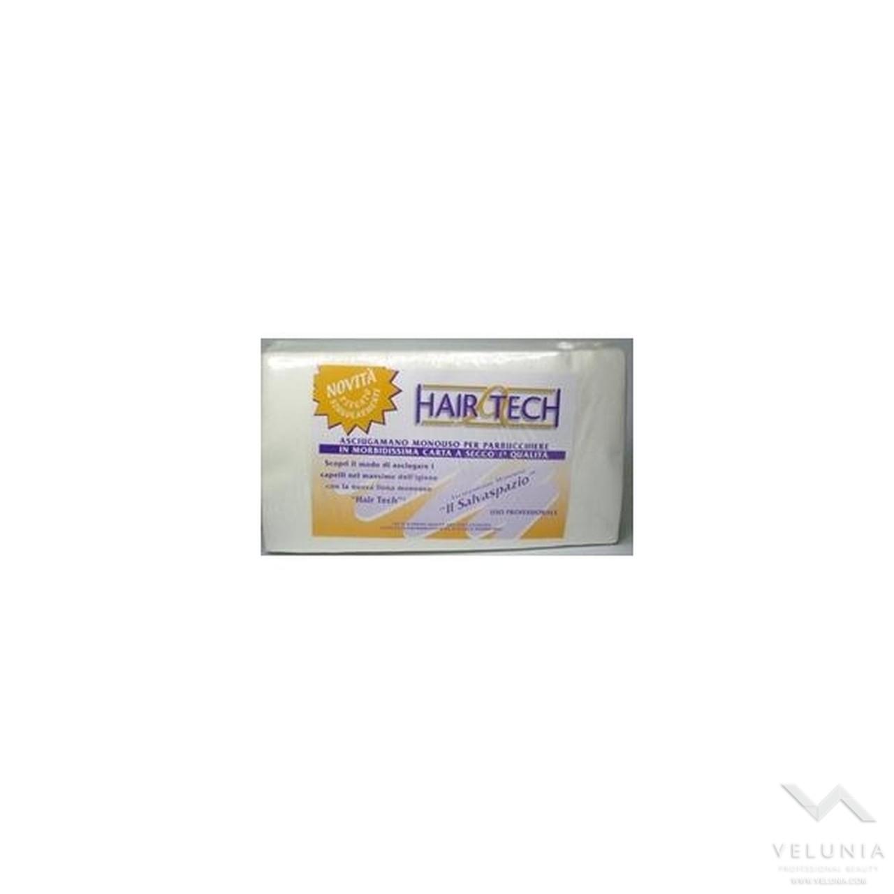 Asciugamano Hairtech piegato Carta Goffrato 1