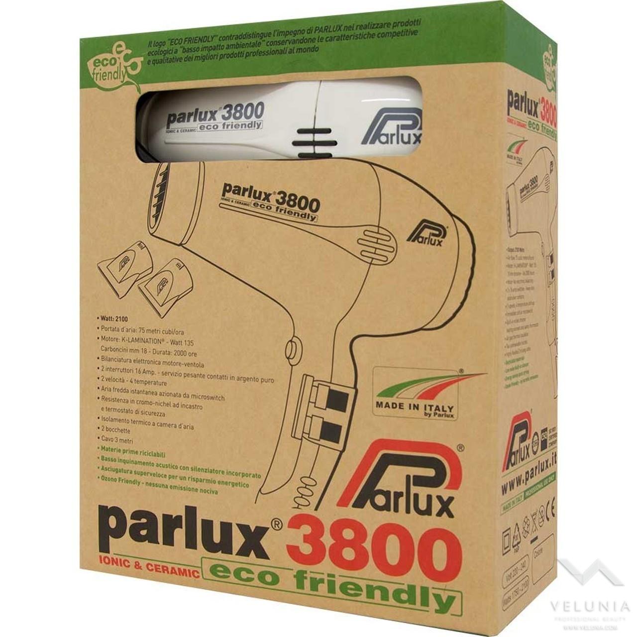 Phon Parlux 3800 Ionic & Ceramic 1