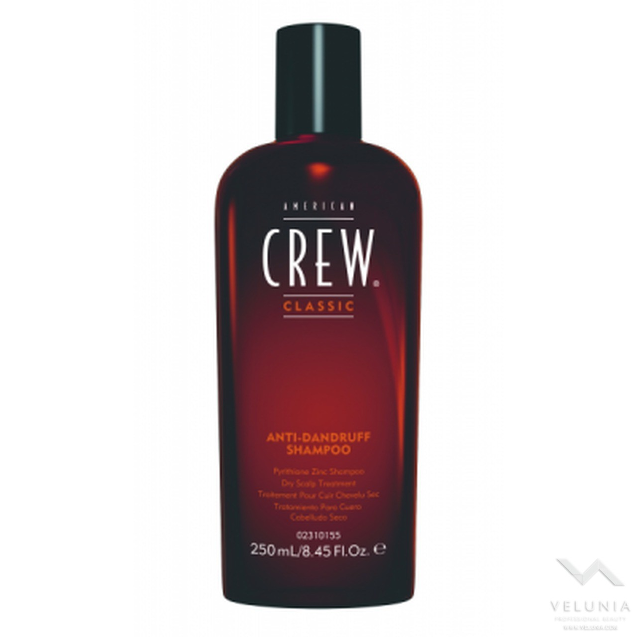 American Crew: Anti Dandruff Shampoo, (250 ml) 1