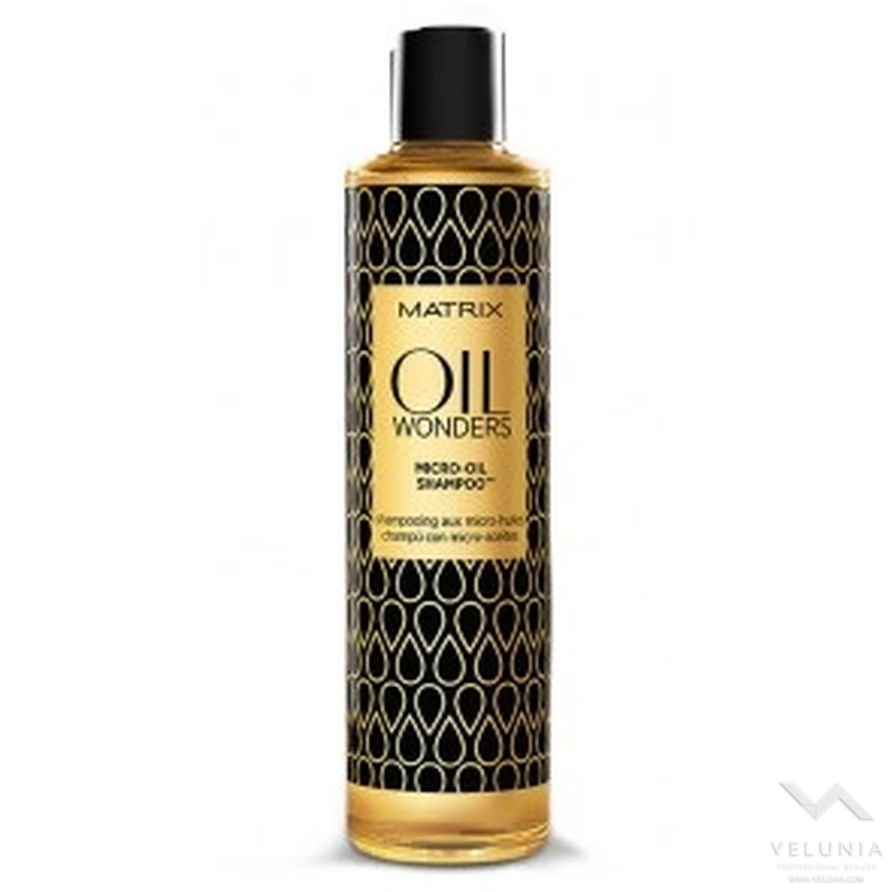 Matrix Oil Wonders Shampoo 300 ml 1