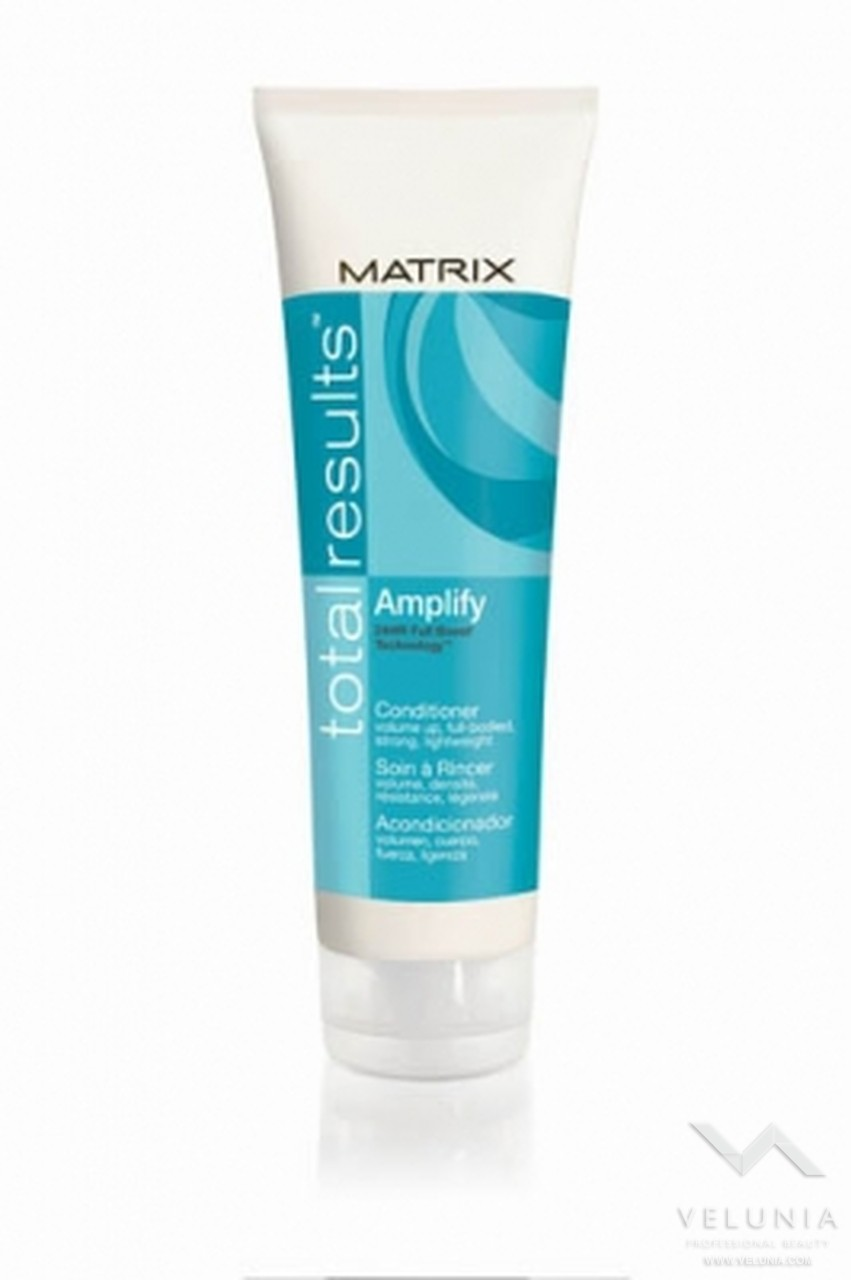 Total result  Amplify Conditioner 1
