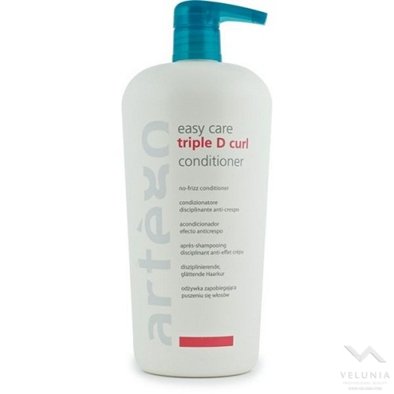 ARTEGO Easy Care Conditioner Triple D Curl 1000ml 1