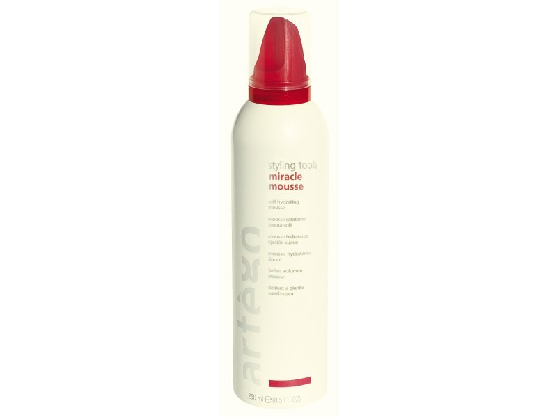 ARTEGO Styling Tools Miracle Mousse 250ml 1