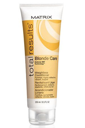 MATRIX TOTAL RESULTS Blonde Care Balsamo 250ml 1