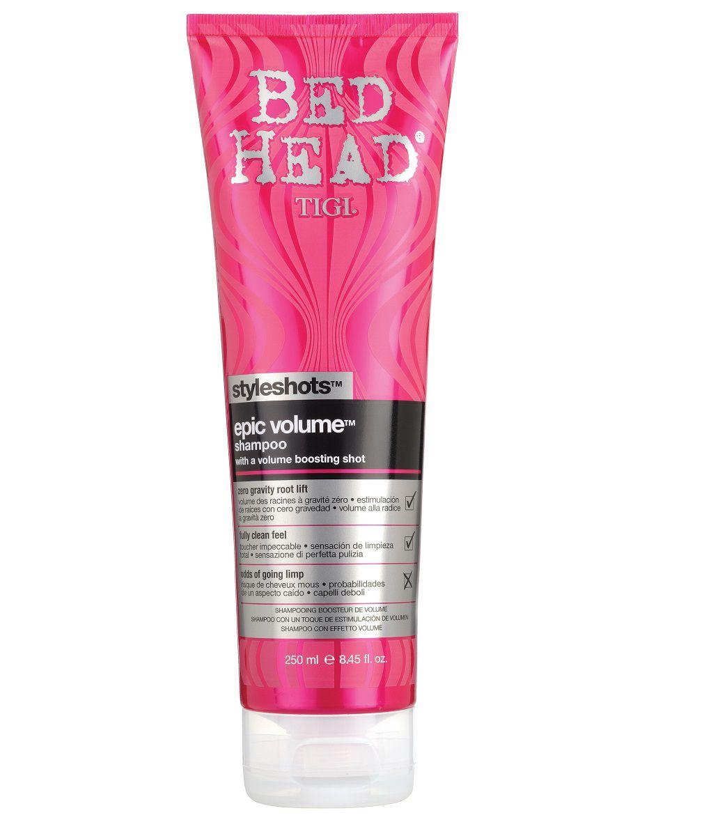TIGI Bed Head Epic Volume Shampoo 250ml 1