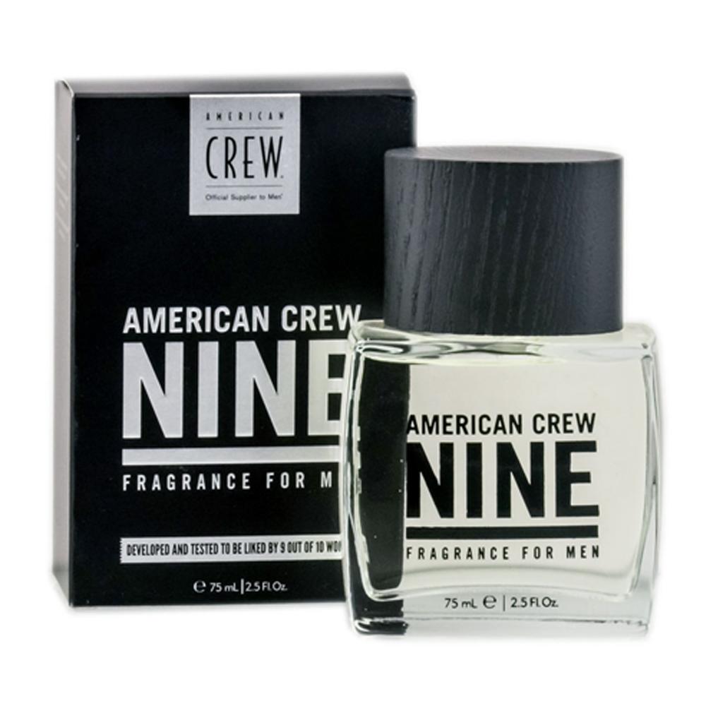 AMERICAN CREW Nine Fragrance For Men 75ml 1