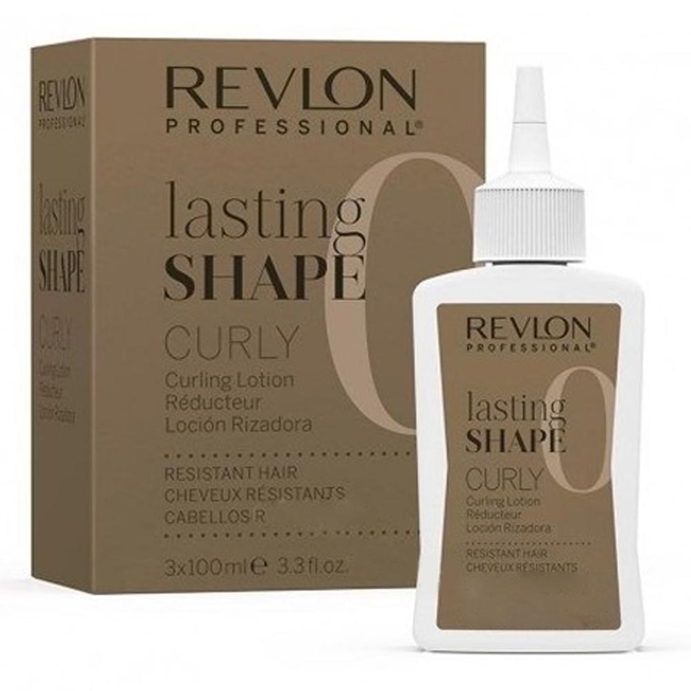REVLON Lasting Shape Curly Curling Lotion 100ml Capelli Resistenti 1
