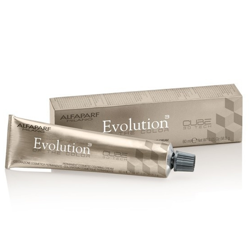 ALFAPARF Evolution Of The Color Cube 3D 60ml TUTTE LE TONALITA' ( - 7.4 Biondo Medio Rame) 1