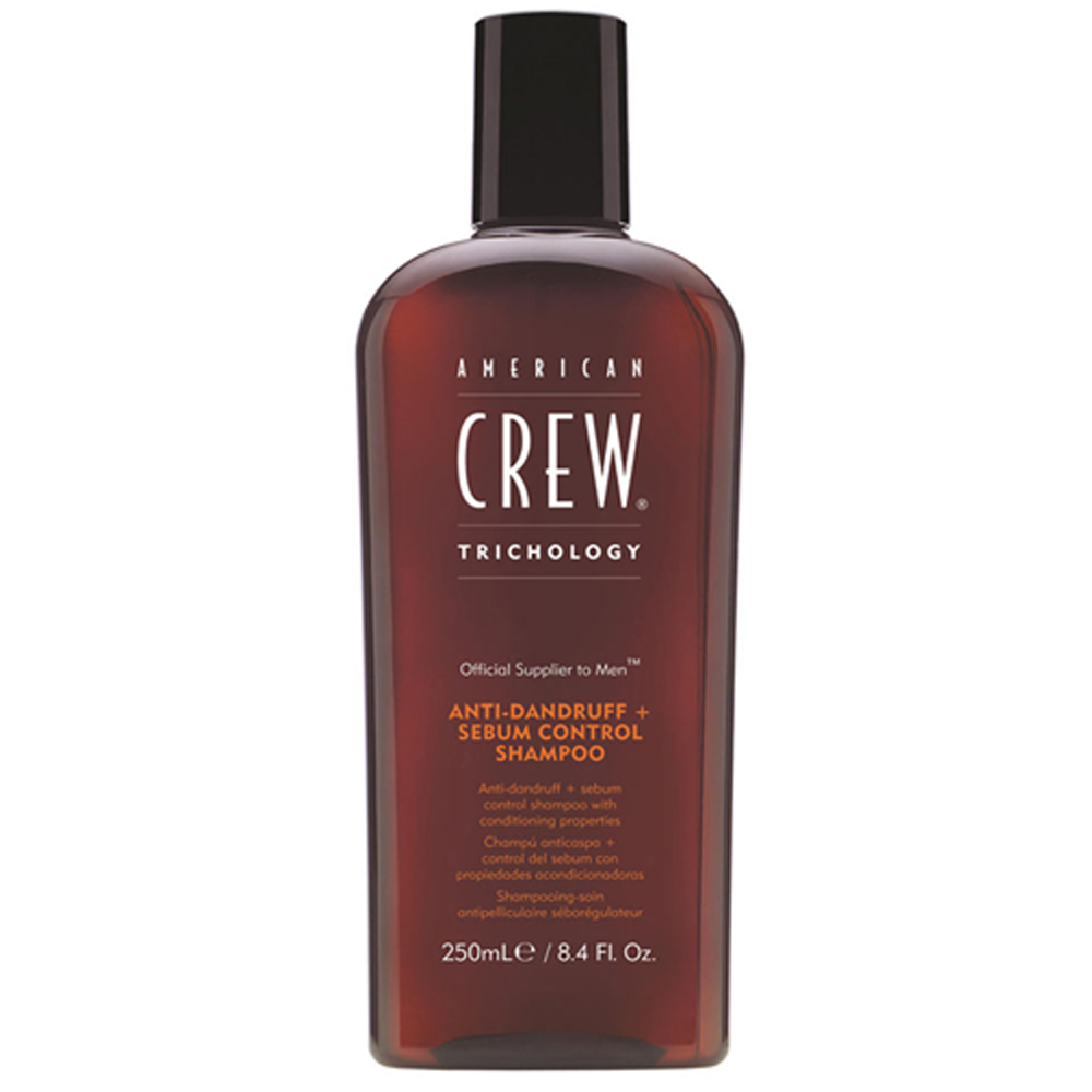 AMERICAN CREW Anti Dandruff Sebum Control Shampoo 250ml 1