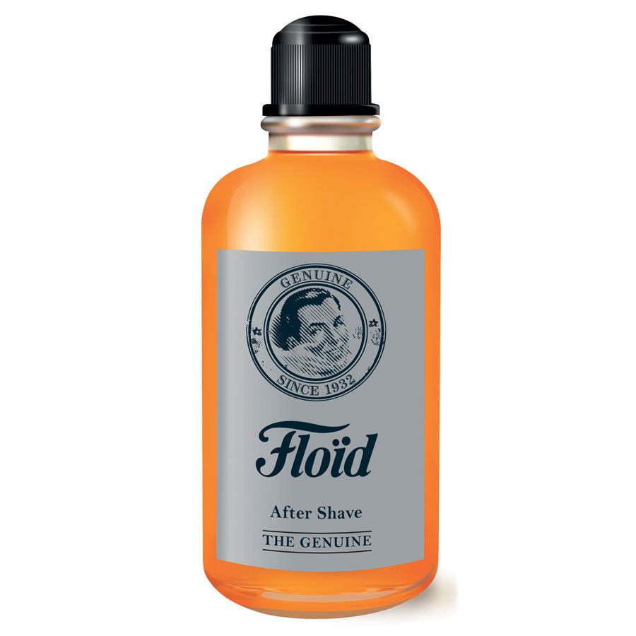 """After Shave Dopobarba FLOID """"The Genuine"""" 400 ml ORIGINALE 1"""