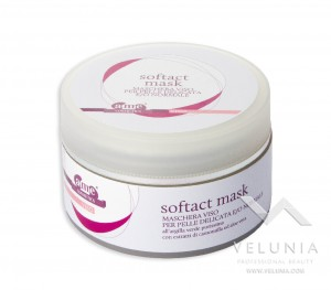 crema viso pelle sensibile softact mask PACK