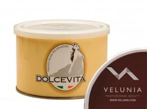 Cera Depilatoria Titanio Cioccolato - Liposolubile - DolceVita