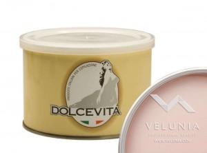 Cera Depilatoria Titanio Rosa Delicata - Liposolubile -  Dolce Vita