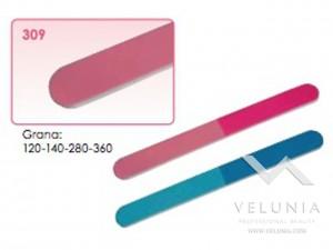 Lima Unghie 4 Colori 4 Grane 120/140/280/360