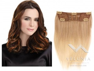 Extension ombre clip-on