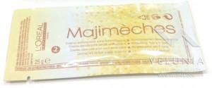 Majimeches crema Decolorante senza ammoniaca bustine conf.6x25g