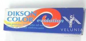 Tinta Dikson evolution 120gr  N. 6RRL