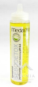 shampoo cute grassa Medavita sebodetox purificante