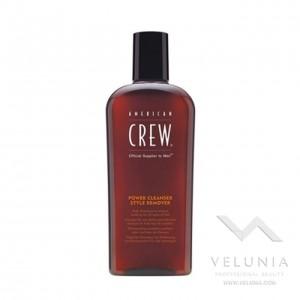 American crew power cleanser shampoo 250 ml
