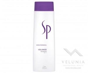 Wella sp System Professional Volumize Shampoo 250ml
