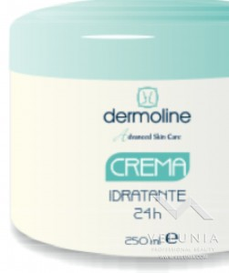 crema idratante 24h 250ml a solo uso professionale