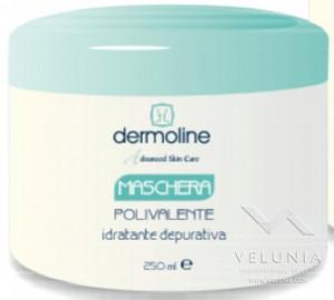 maschera idratante polivalente 250ml a solo uso professionale