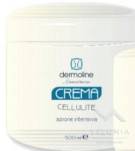 crema trattamento anticellulite azione intensiva 500ml a solo uso professionale