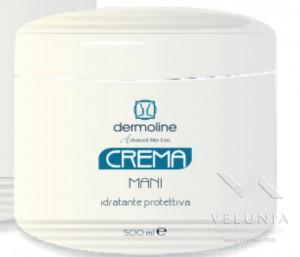 crema mani idratante protettiva 250ml