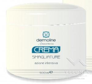 crema trattamento smagliature intensiva 500ml a uso professionale