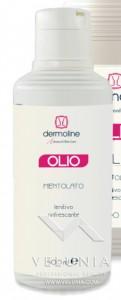 olio massaggio mentolato lenitivo rinfrescante 500ml
