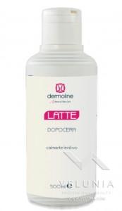 latte dopocera calmante lenitivo 500ml a uso professionale