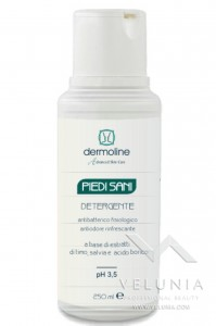 detergente piedi anti batterico fisiologico 250ml