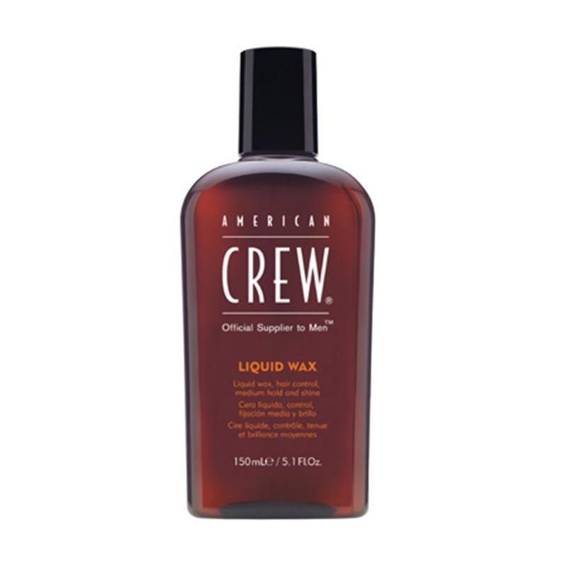 AMERICAN CREW Liquid Wax cera per capelli150ml