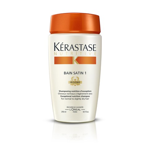KERASTASE Nutritive Bain Satin 1 Shampoo 250ml Irisome