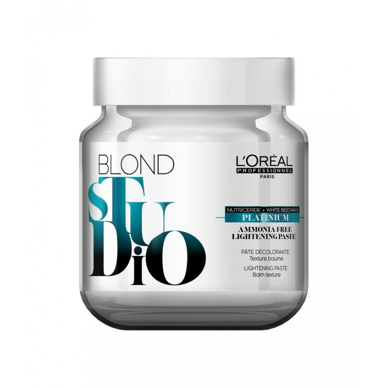 L'OREAL Blond Studio Lightening Paste 500ml