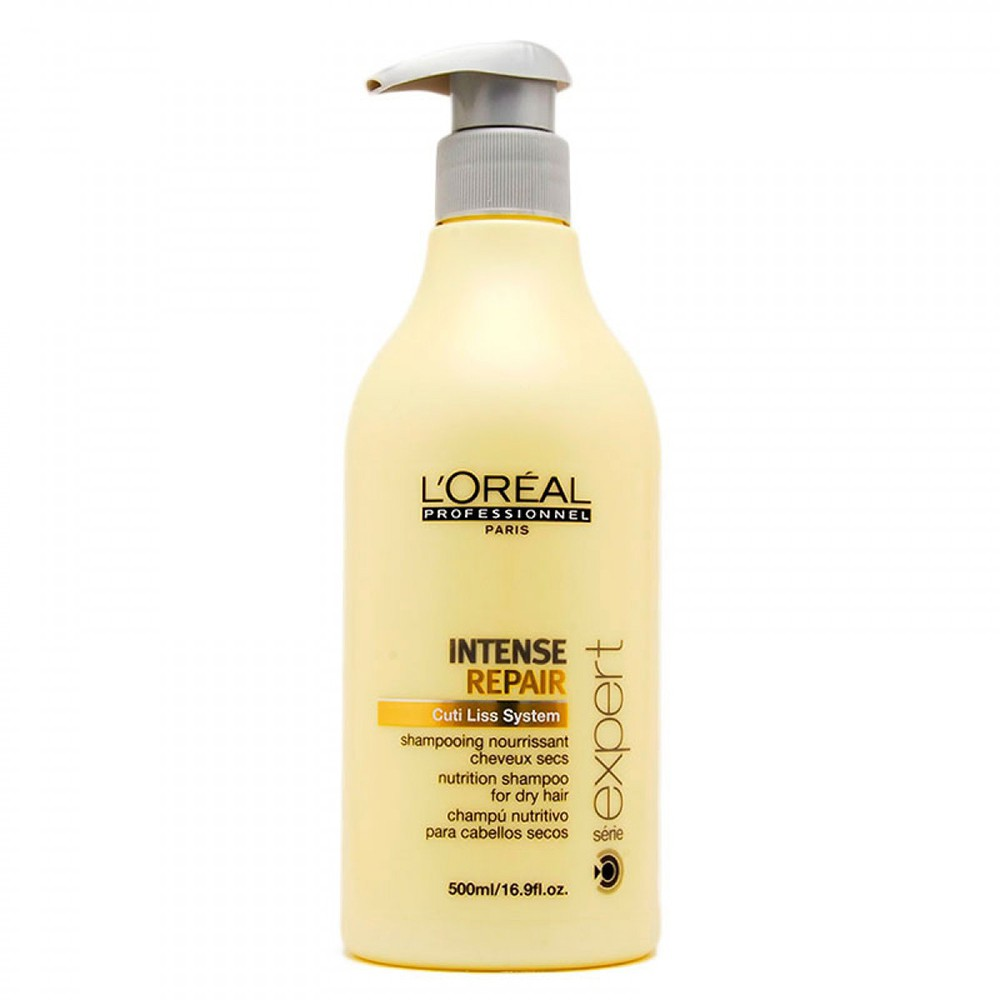 L'OREAL Expert Intense Repair Shampoo 500ml
