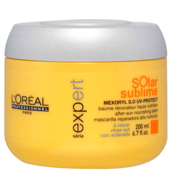 L'OREAL Expert Solar Sublime After-Sun Masque 200ml