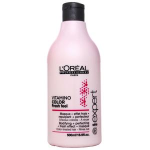 L'OREAL Expert Vitamino Color Fresh Feel Masque 500ml