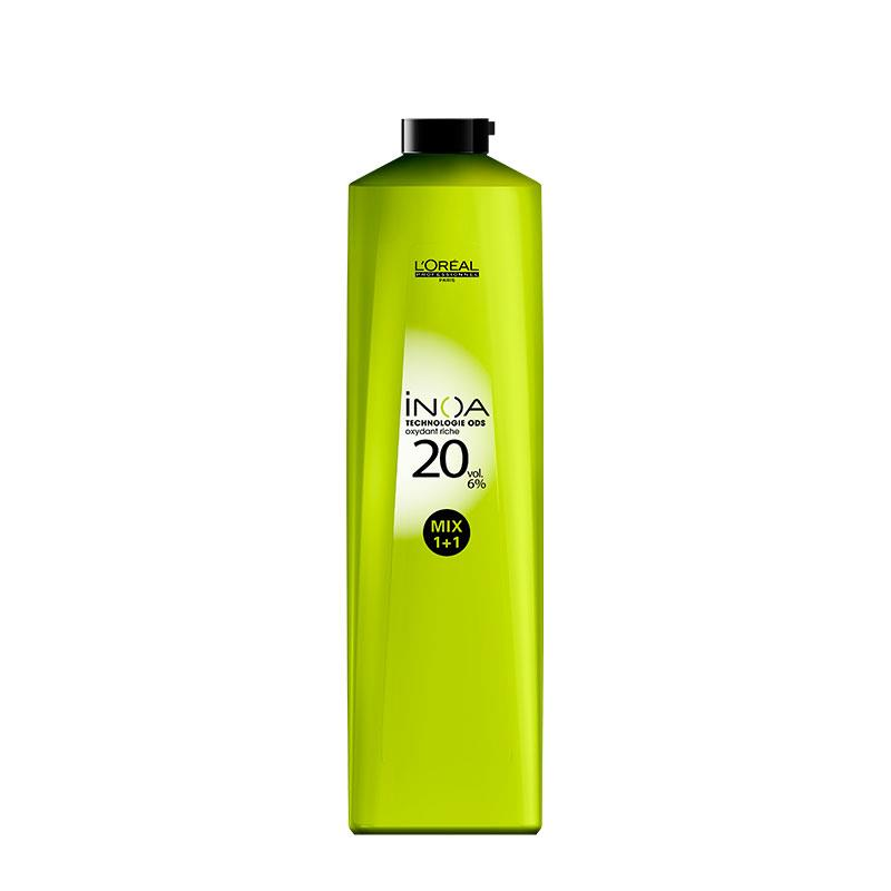 L'OREAL Inoa Oxydant Riche 20 Vol 1000ml acqua ossigenata