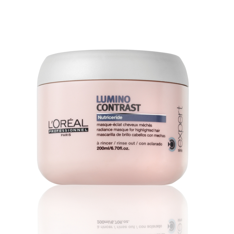 L'OREAL Lumino Contrast Masque 200ml