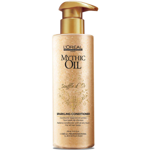 L'OREAL Mythic Oil Soufflè d'Or Sparkling Conditioner 190ml