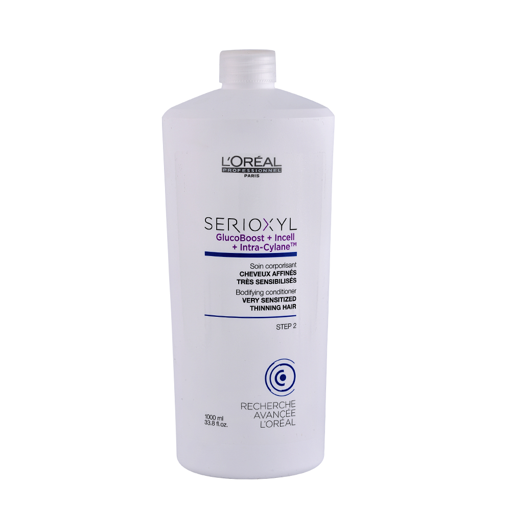 L'OREAL SERIOXYL Clarifyng Conditioner 1000ml STEP 2 Capelli Sensibilizzati