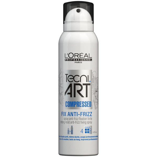L'OREAL Tecni Art Compressed Fix Anti-Frizz 125ml