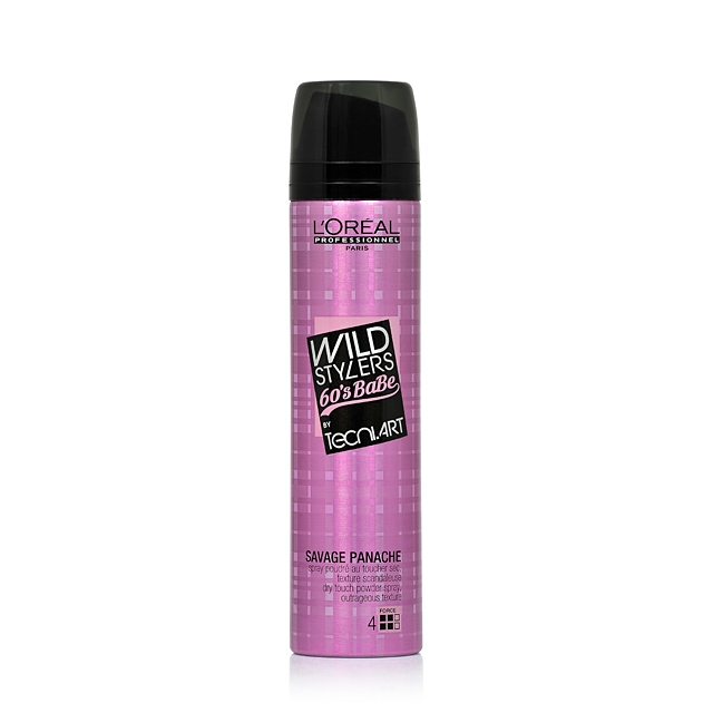 L'OREAL Tecni Art Wild Stylers Savage Panache Spray 250ml