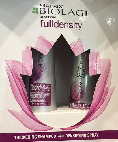 MATRIX Biolage Full Density Kit Shampoo 250ml  + Spray Ridensificante 125ml